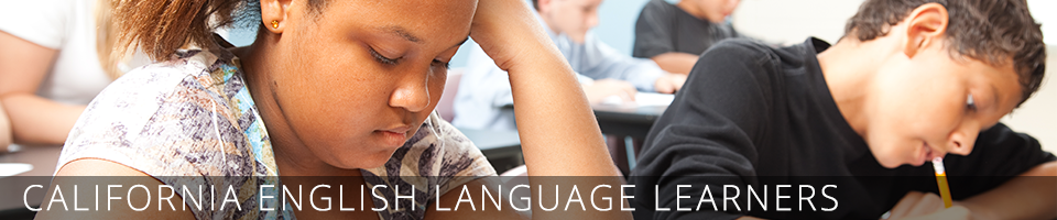 California English Language Learners