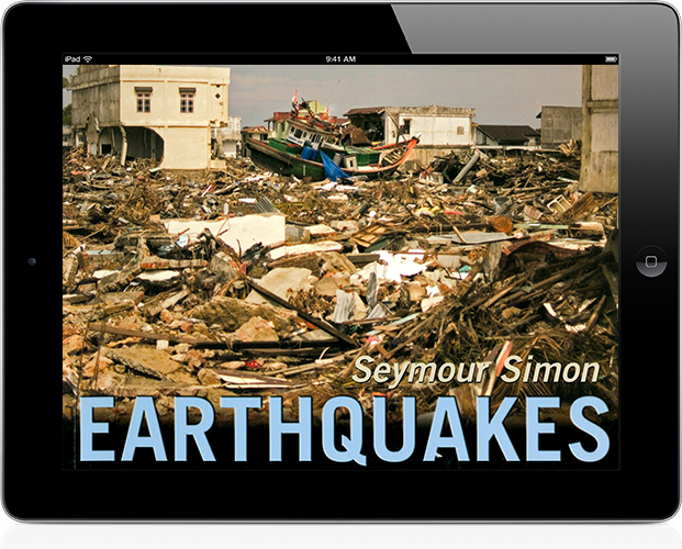 Trade book: Earthquakes