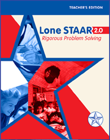 Lone STAAR Math Rigorous Problem Solving 6-8
