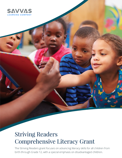 Striving Readers Planning Guide