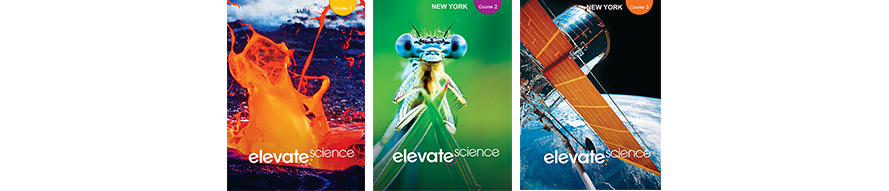 elevateScience™ 6-8 for New York