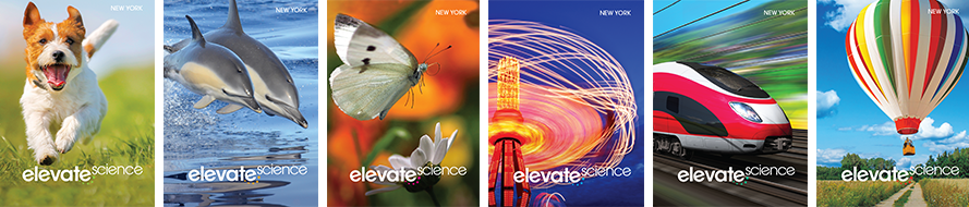 Elevate Science K-5 for New York