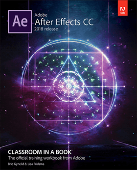 After Effects CC book cover