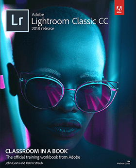 Lightroom Classic CC book cover
