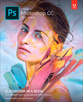 Adobe Photoshop CC book cover