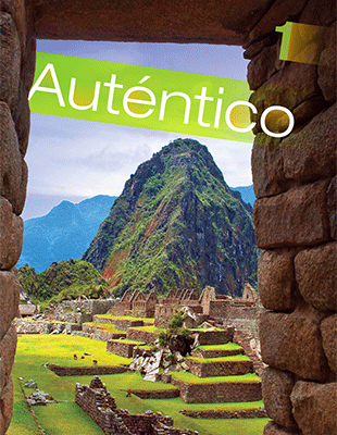 Auténtico program cover