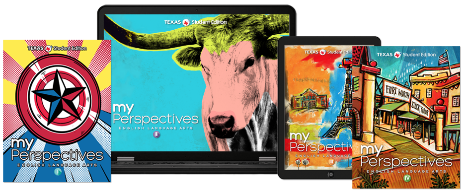 myPerspecties Covers
