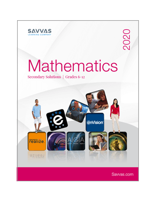 2020 Secondary Mathematics Catalog