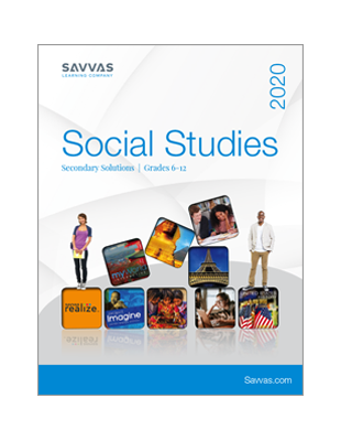 2020 Secondary Social Studies Catalog