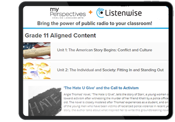 Listenwise Current Events Podcasts