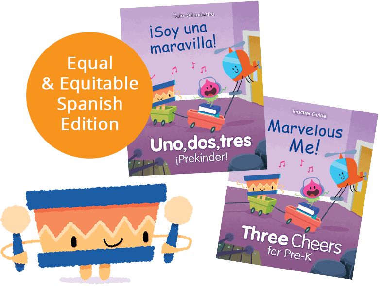 Equal & Equitable Spanish Edition