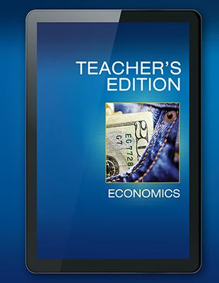 Economics Program for Grades 9-12 - Savvas Learning Company
