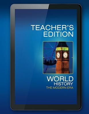 World History - Grade 9-12 - Savvas (formerly Pearson K12 ...