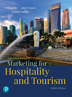Marketing for Hospitality and Tourism, Eighth Edition logo