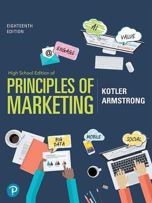 Principles of Marketing, Eighteenth Edition logo