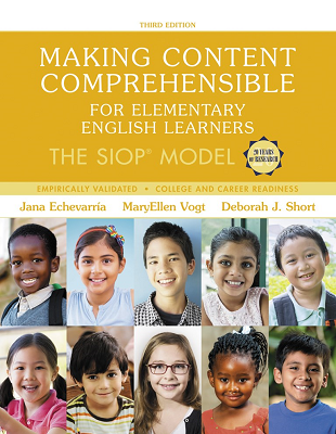 Making Content Comprehensible for Elementary English Learners: The SIOP Model, 3rd Edition - with Enhanced Pearson® eText--Access Card Package