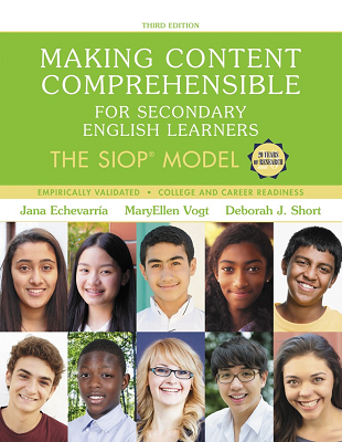 Making Content Comprehensible for Secondary English Learners: The SIOP® Model, 3rd Edition - with Enhanced Pearson® eText--Access Card Package