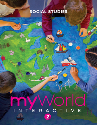 myWorld Interactive program cover