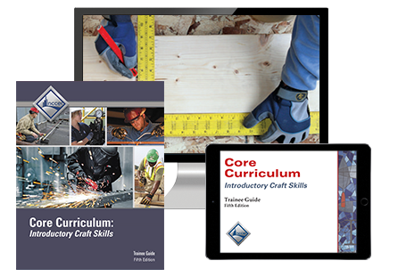Core Curriculum: Introductory Craft Skills, 5/e