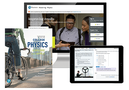 Etkina et al., College Physics: Explore and Apply AP Edition, 2nd Edition ©2019 with Mastering Physics with Pearson® eText