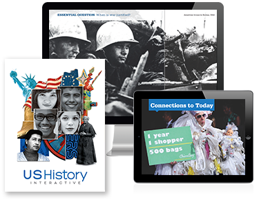 US History Interactive High School ©2022