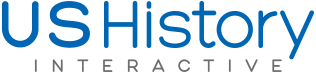 US History Interactive High School ©2022 logo